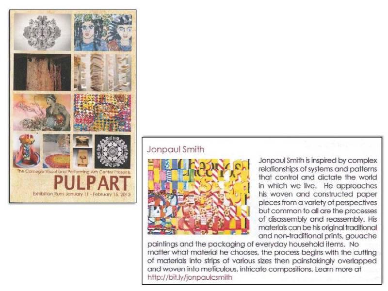 Pulp Art Carnegie Convington, KY 2.13